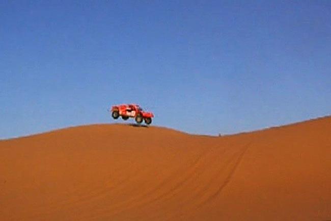 Saut Buggy désert Maroc