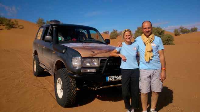 Les dates de nos stages au Maroc en 2018: stages de pilotage