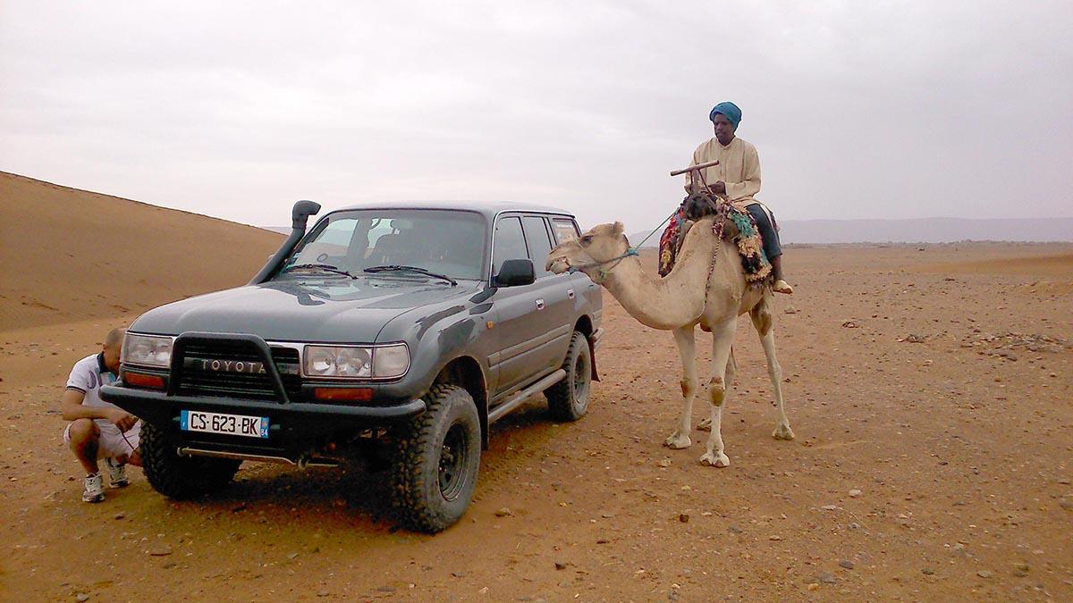 A la découverte du sud marocain avec Isabelle Patissier et Thierry Delli-Zotti