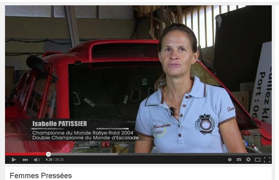 Vidéo - Femmes Pressées