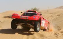 Buggy désert Maroc 001