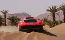 Buggy désert Maroc 002
